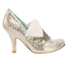 I could walk down the isle great in these!
