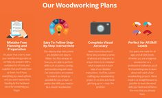 Joinery Plans offers over 25,000 woodworking guides and tutorials that can help you accomplish the wood project of your dreams.  https://www.joineryplans.com/