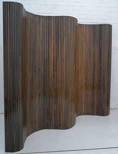 1stdibs.com | Rare and Exquisite Solid Rosewood Folding Screen