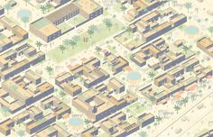 Gallery of Winners of the Mosul Housing Competition Address the Housing Crisis in Iraq - 21