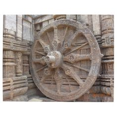 Konark Sun Temple India Jigsaw Puzzle