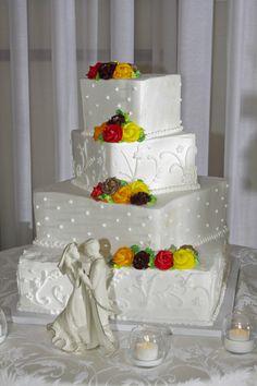 #WeddingCake from #ChateauLaMer