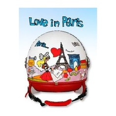 Braccialini Love in Paris Helmet