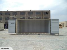 Shipping Container 20'HC New Open Sider | Trade Me