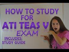 ATI TEAS V Test | How to Pass TEAS Exam Science, Reading, Math & English - YouTube