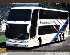 Empresa Sulamericana de Transportes em Ônibus 5300 por ACERVO: Sulamericana