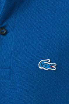 #Lacoste Boy's Short Sleeve Pique Polo with Tipping and #Neon Croc