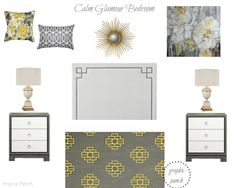 Bedroom Design Board | Prairie Perch