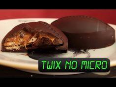Como fazer o chocolate Twix no microondas | Catraca Livre