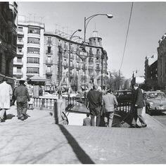 1966. Chamberí, antes de cerrarse