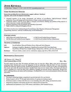 cto resume or chief technical officer resume can be considered as resume for senior level technology resume templates