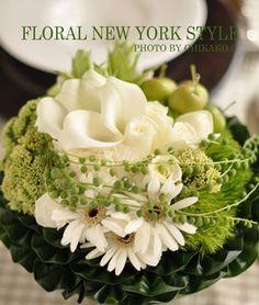 Fresh Flower Arrangement #27 by FLORAL NEW YORK, via Flickr