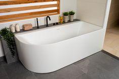 Half, Corner Bathtub, Attic, Sweet Home, Bathroom, Bathing, Loft Room, Washroom, House Beautiful