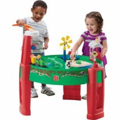 Buy Step2 Sand and Water Fun Farm at Argos.co.uk - Your Online Shop for Sandpits and play tables.