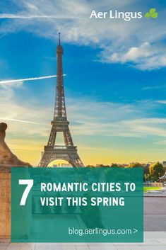 Surprise your other half with a trip to one of Europe's most romantic cities this spring. From classic choices to off-the-beaten track locations, find the perfect place to share a few days away…