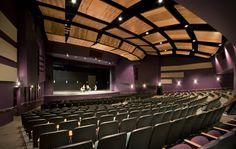 Betty Fairfax High School / DLR Group  acoustic inspiration