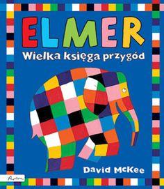 Elmer - słoń w kratkę - ulubieniec małych dzieci na całym świecie. Światowy bestseller, klasyka literatury dziecięcej.  Razem z Elmerem dziecko odkrywa swoje indywidualne talenty, uczy się tolerancji i otwartości, buduje poczucie własnej wartości i przekonuje się, że warto poznawać świat i zdobywać przyjaciół.  więcej na http://www.sklep.osesek.pl