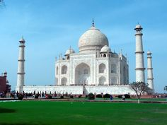 Taj Mahal  http://www.youtube.com/watch?v=WYOojpMqQSQ