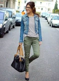 have these pants love the top and jacket