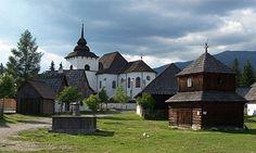 Skanzen v Pribyline Places Around The World, Around The Worlds, Bratislava, Capital City, Czech Republic, Hungary, Castle, Europe, House Styles