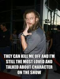 """Ryan Hurst~ very true! I almost cried when they killed Oppie....the previous poster stated they """"almost"""" cried...well, I cried like a baby!!  ~ DT"""