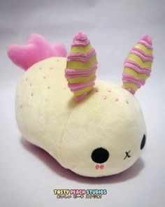 Sea Bunny Plush                                                                                                                                                                                 More