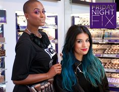 The Violet Underground — Friday Night Fix: Sophisticated Shimmer Our...