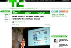 http://techcrunch.com/2013/06/14/brika-wants-to-tell-maker-stories-help-handicrafts-become-haute-couture/ ...   #Indiegogo #fundraising http://igg.me/at/tn5/