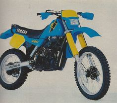 1983 Yamaha IT250.  '83 was a good year for enduro!