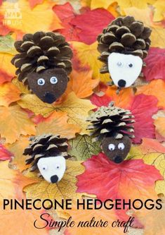 Quick halloween crafts for kids Make these quick easy autumn fall kids crafts in under 30 minutes with basic supplies! No special tools or skills are needed, so ANYONE can get crafty! Fall Crafts For Kids, Toddler Crafts, Preschool Crafts, Diy For Kids, Kindergarten Reading, Kindergarten Activities, Harvest Crafts For Kids, Children Crafts, Summer Crafts