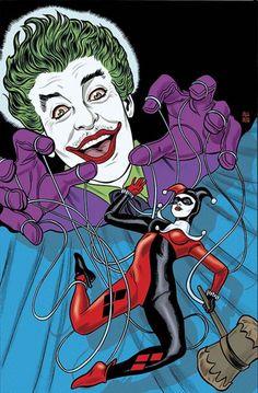 Huit nouvelles variantes Batman '66 par Mike Allred | DCPlanet.fr