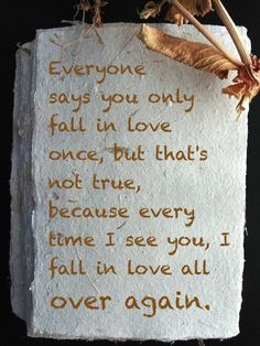 fall in love quotes   via Tumblr on We Heart It - http://weheartit.com/entry/59901543/via/methodicallife   Hearted from: http://me8thatsme8.tumblr.com/post/49141493614