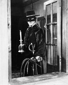 Guy Williams in Zorro -- Disney's 1957-59 series