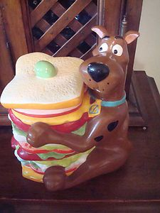 Collectable SCOOBY-DOO Cookie Jar by Hanna Barbera