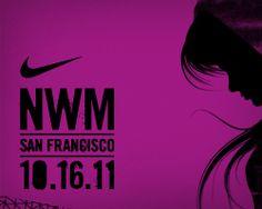 My first marathon - nike women's marathon 2011