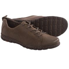 Born Kester Leather Shoes - Lace-Ups (For Women))