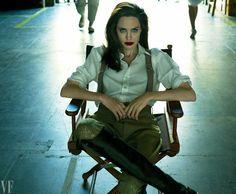 Angelina Jolie - Vanity Fair Sept. 2017
