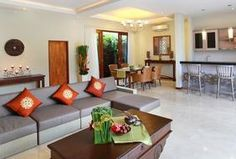 We are the business and vacation rental experts. We have over quality rentals that are instantly bookable and are always managed by professionals. Property For Rent, Bali, Villa, Couch, Vacation, Business, Furniture, Home Decor, Settee
