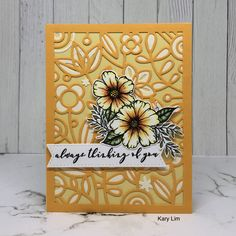 Simply and Lovely stamp set from Unity Always Thinking Of You, Unity, Stamp, My Style, Cards, Handmade, Hand Made, Stamps, Maps