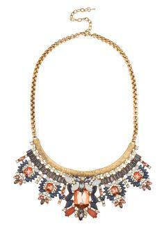 Shop Prima Donna - Dalance Jewel Strand Red/Multi