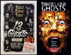 Thirteen Ghosts.  Classic or Modern?