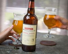 What the heck is a Nordic saison?