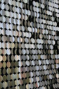 Ned Kahn Wall Installation by systemN, via Flickr