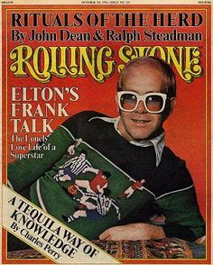 Rolling Stone, October 1976 issue