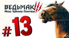 [#13] Прохождение Ведьмак 3: Школа Плотвы ► Шалим с красоткой Трисс