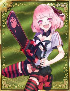 Jane Saw - Ayakashi: Ghost Guild (Onmyouroku) Wiki