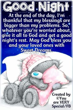 91 Best Good Night Blessings images in 2019 | Good night