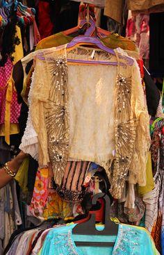 Mumbai Street Shopping Women Outfits