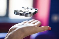 airselfie flying camera airselfieholdings designboom 02-03-2017