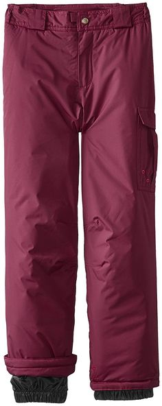 9c65ad0f8e953 White Sierra Girls Cruiser Insulated Pants ** See the photo link even more  details.